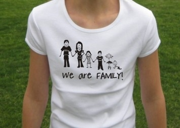 Personalized T Shirts For Family Reunion