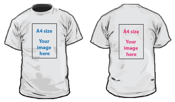 Personalized tshirt printing service in kl for Personal t shirt printing